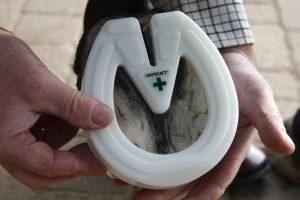 Imprint First - Oval horseshoe