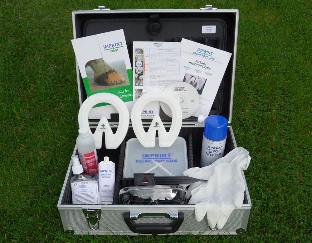 Laminitis First Aid Kit